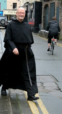 An Augustinian in Ireland