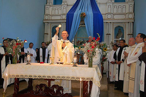 An Augustinian missionary bishop of the Andes in Peru