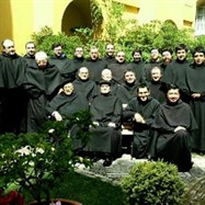 Some Latin American Augustinian friars