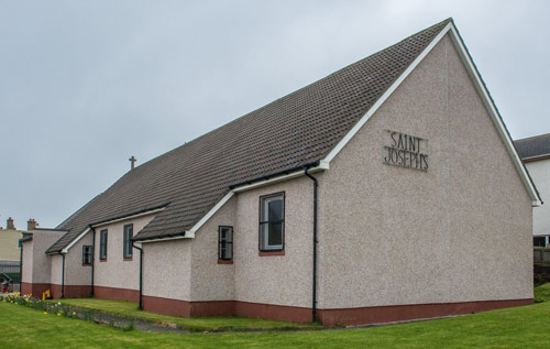 St Joseph's Parish at Broomhouse in Scotland, led by the Augustinians