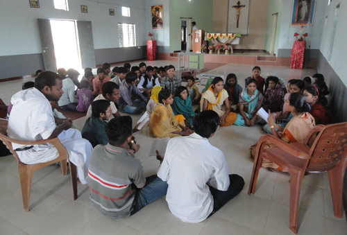 Catechetics in India under Augustinian auspices