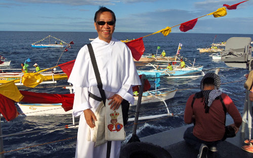 Augustinian ministry at Thousand Islands, Philippines