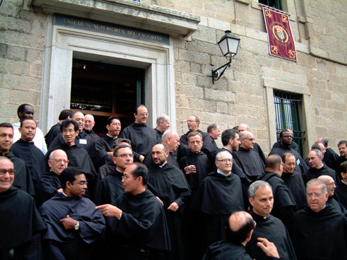 Augustinians attend an international Chapter in Spain.